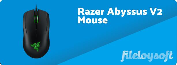 Razer Abyssus V2 Software