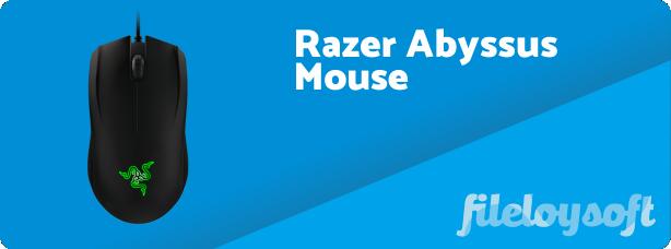 Razer Abyssus Software