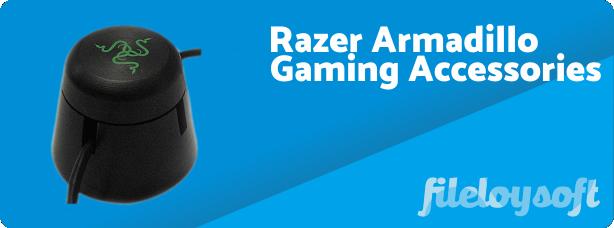 Razer Armadillo Software