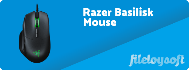 Razer Basilisk Software