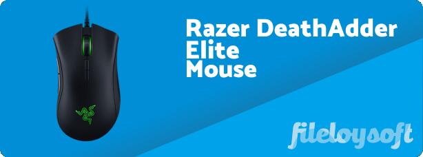 Razer DeathAdder Elite Software