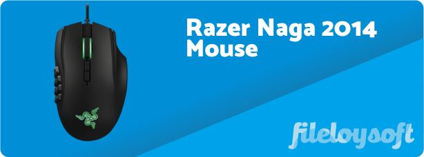 Razer Naga 2014 Software