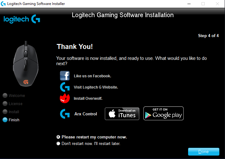 Logitech G502 Hero Software Driver Firmware Manual Download