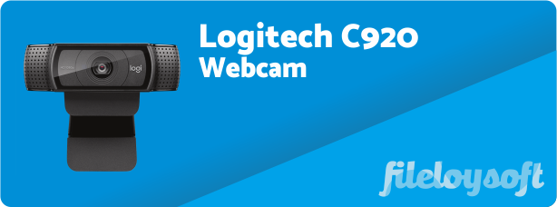 Logitech C920 Software, Driver Download for Windows 10, 7, 8, Mac