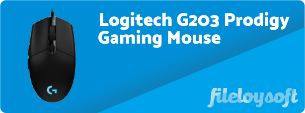 Logitech G203 Prodigy Software