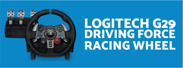 Logitech G29 Drivers and Software