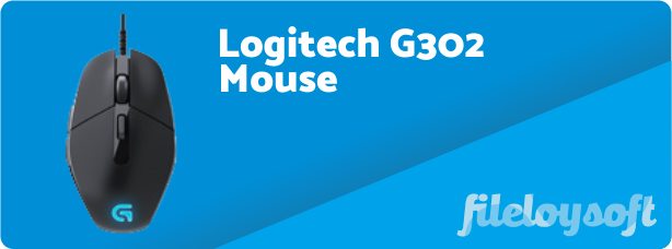 Logitech G302 Software
