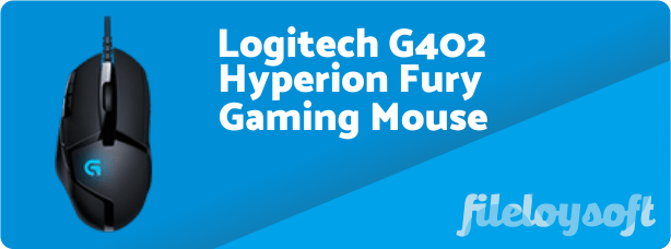 Logitech G402 Hyperion Fury Software