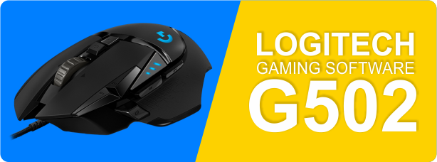 Logitech G502 Software & Logitech Gaming Software Download