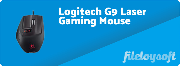 Logitech G9 Laser Mouse Software