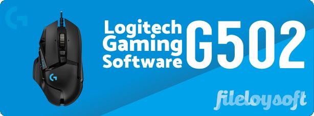 Logitech Gaming Software G502 Download For Windows 10 8 7 Mac