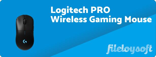 Logitech PRO Wireless Software