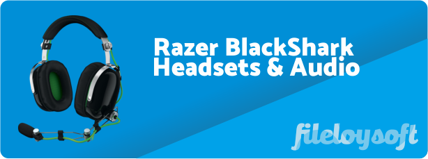 Razer BlackShark Driver, Software, Manual, Download