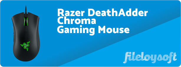 Razer DeathAdder Chroma Software, Drivers, Download for Windows, Mac