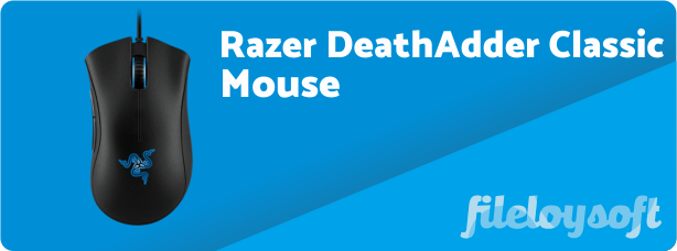 Razer DeathAdder Classic Software