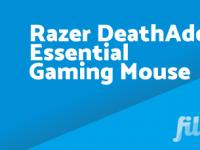Razer DeathAdder Essential Software, Driver, Manual, Download