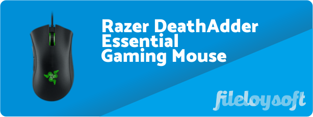 Razer DeathAdder Essential Software, Driver, Manual, Download