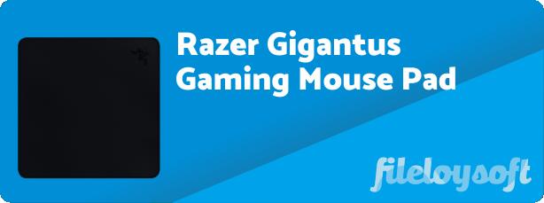Razer Gigantus Software, Drivers, Download for Windows, Mac