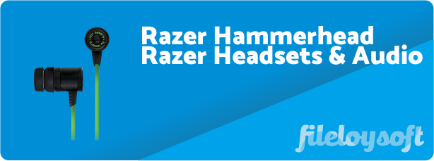Razer Hammerhead Driver, Software, Manual, Download