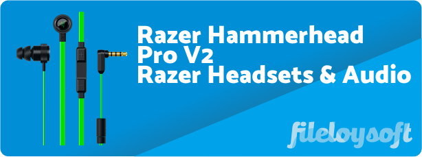 Razer Hammerhead Pro V2 Driver, Software, Manual, Download