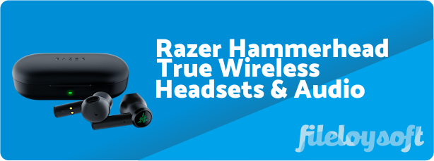 Razer Hammerhead True Wireless Driver, Software, Manual, Download