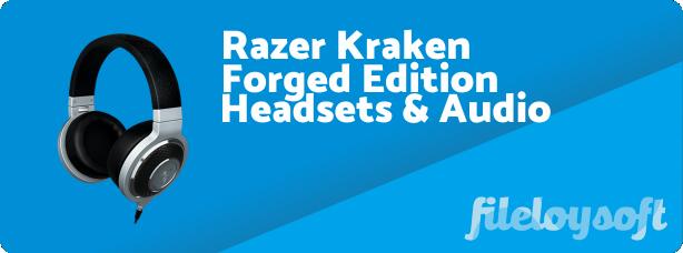 Razer Kraken Forged Edition Driver, Software, Manual, Download