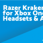 Razer Kraken for Xbox One Driver, Software, Manual, Download