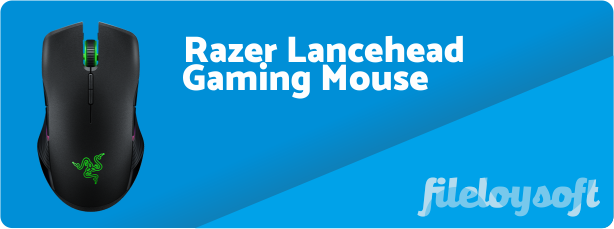Razer Lancehead Software, Drivers, Download for Windows, Mac
