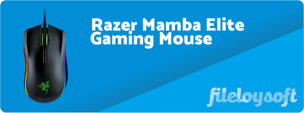 Razer Mamba Elite Software, Drivers, Download for Windows, Mac