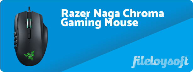 Razer Naga Chroma Software, Drivers, Download for Windows, Mac