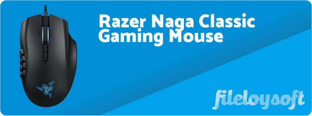 Razer Naga Classic Software, Drivers, Download for Windows, Mac