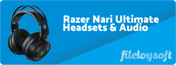 Razer Nari Ultimate Driver, Software, Manual, Download