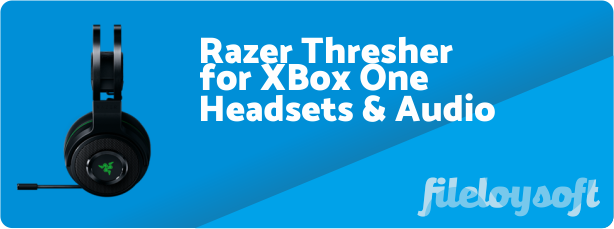 Razer Thresher for XBox One Driver, Software, Manual, Download
