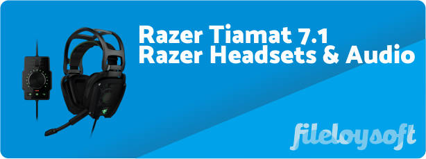 Razer Tiamat 7.1 Driver, Software, Manual, Download