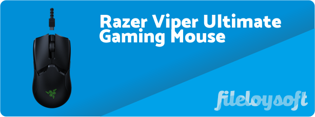 Razer Viper Ultimate Software, Drivers, Download for Windows, Mac
