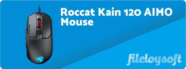 Roccat Kain 120 AIMO Driver, Software