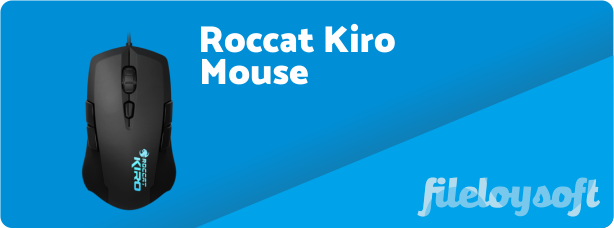 Roccat Kiro Driver & Software