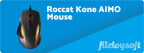 Roccat Kone AIMO Driver, Software
