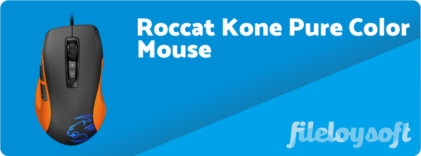 Roccat Kone Pure Color Driver, Software