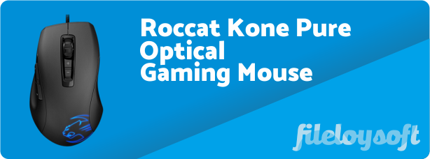 Roccat Kone Pure Optical Driver, Software