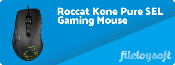 Roccat Kone Pure SEL Driver, Software