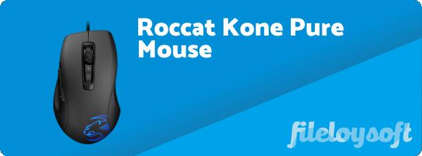 Roccat Kone Pure Driver, Software
