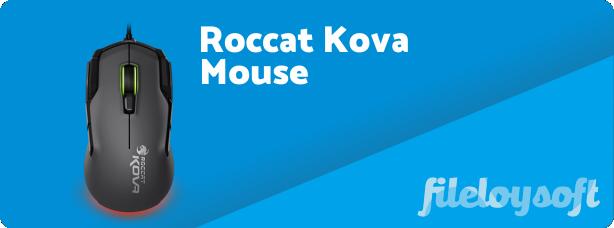 Roccat Kova Driver, Software
