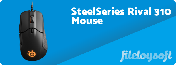 SteelSeries Rival 310 Software