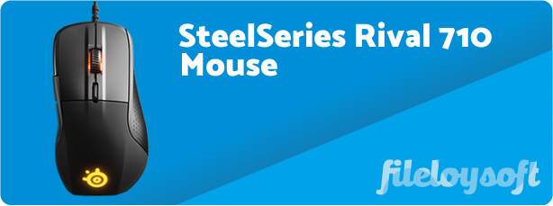 SteelSeries Rival 710 Software