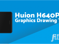 Huion H640P (8192) Driver, Software, Firmware, Manual, Download