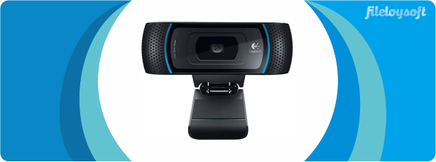 Logitech B910 HD Webcam Driver, Software, Download