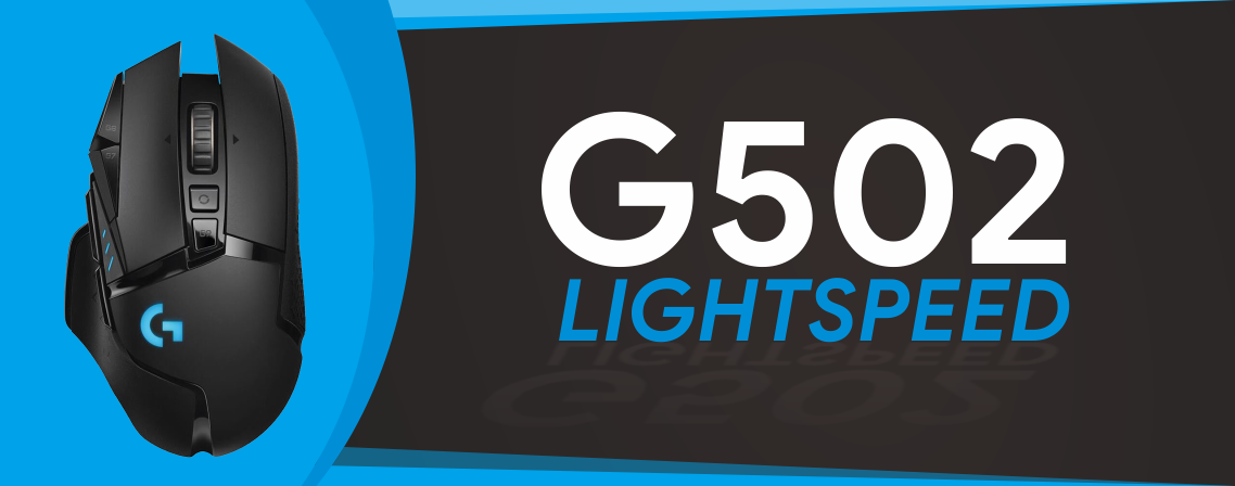 Logitech G502 LIGHTSPEED Driver, Software, Manual Setup Guide Download