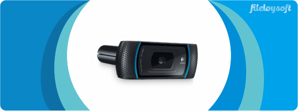 Logitech HD Pro Webcam C910 Driver, Software, Download