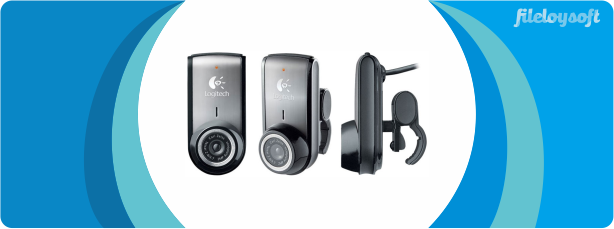 Logitech QuickCam® Pro for Notebooks Driver, Software, Download